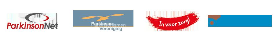 ParkinsonInZorg_logos